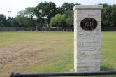 Lot in front of Cemetery