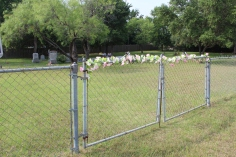 Gate to Cemetery